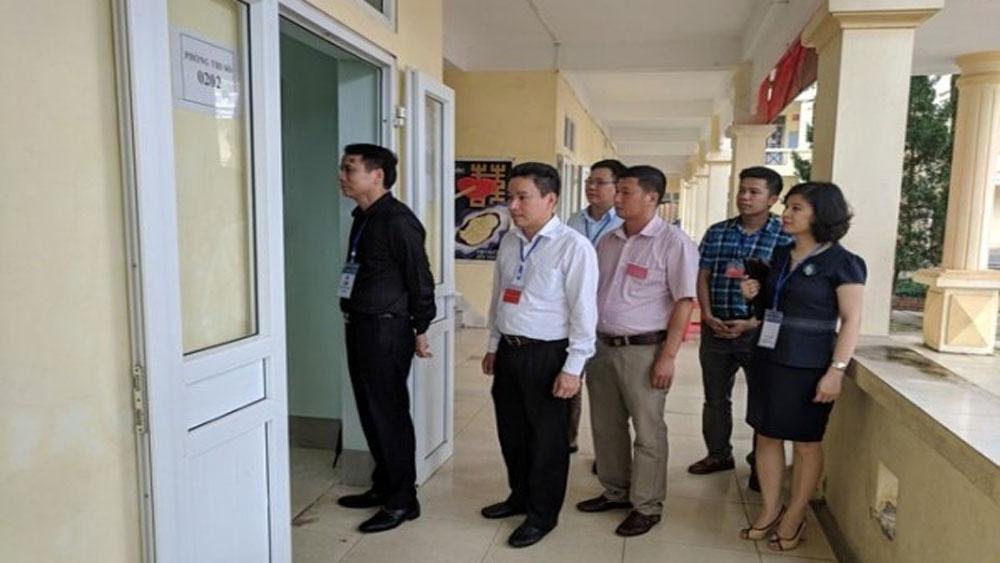 Thông tin mới nhất về kết quả điều tra tiêu cực sửa điểm tại Hà Giang